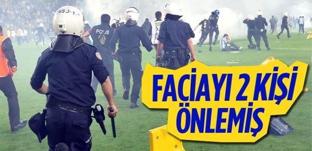 Kadıköy'de faciayı iki isim önlemiş