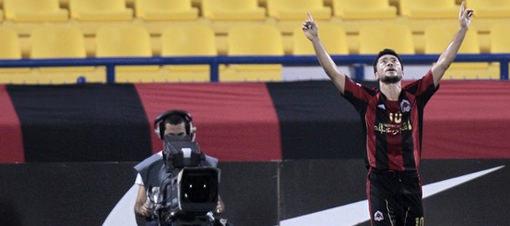 Rodrigo Tabata gitti gidiyor