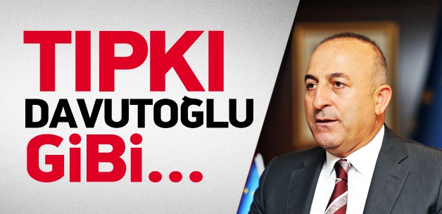 Yeni Dışişleri Bakanı Mevlüt Çavuşoğlu oldu